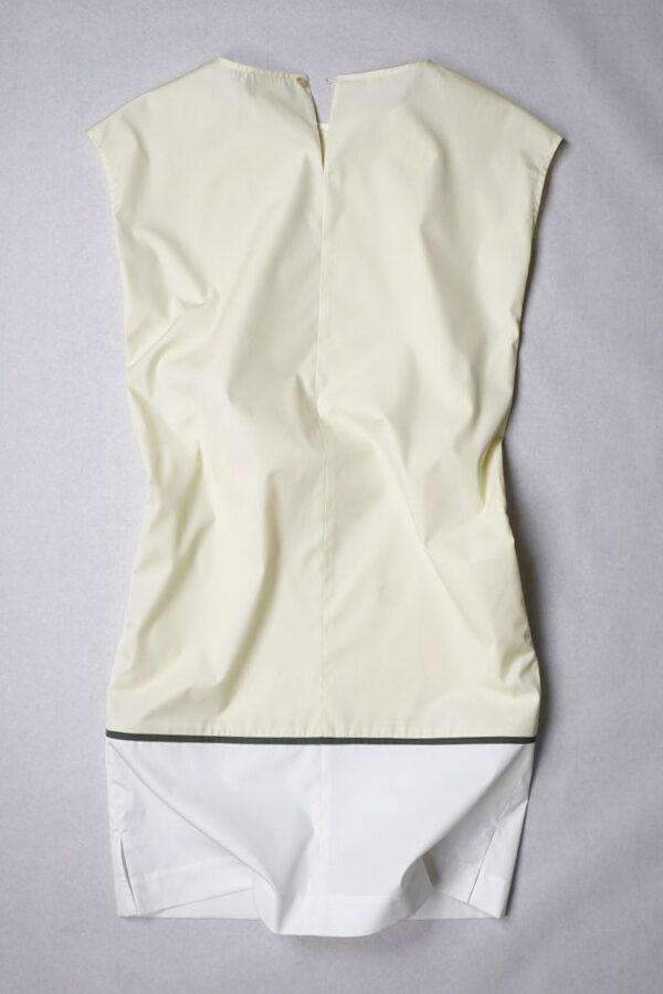 Baumwollkleid dreifarbig | 25° plus Zürich | Swiss Fashion online