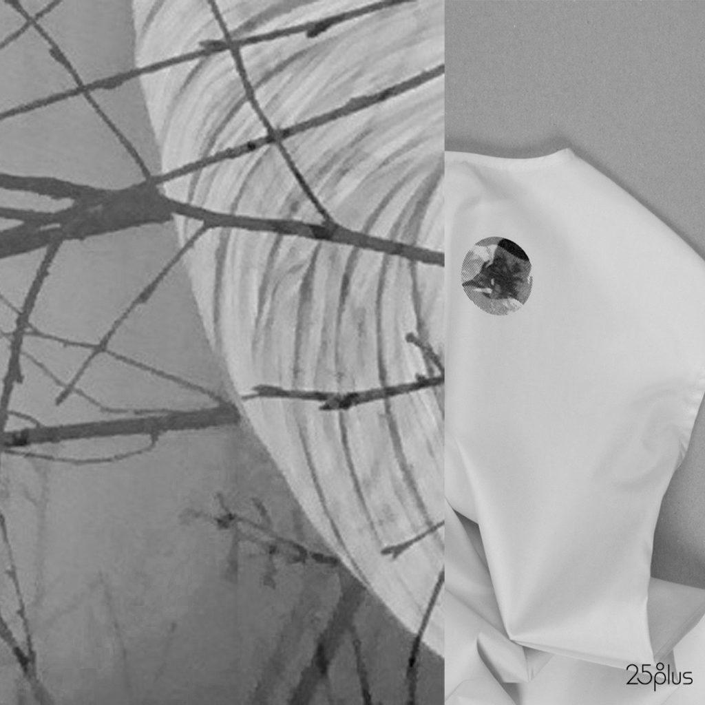 Bedrucktes Baumwollkleid | Frauen | Sommer | Fashion | 25° plus Zürich