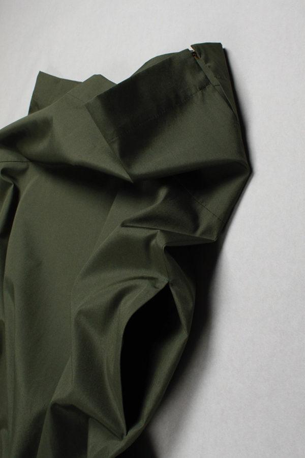 #Kleid #monocolor #amaze von #25gpz – Farbe #drieddill - uni