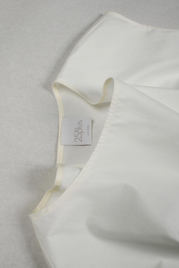 #Kleid #monocolor #amaze von #25gpz – Farbe #whiteasparagus - uni