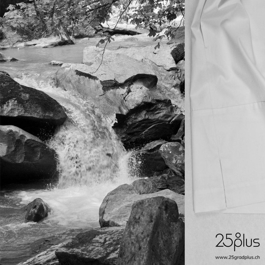 Sommerkleid trendunabhängig | 25° plus Zürich