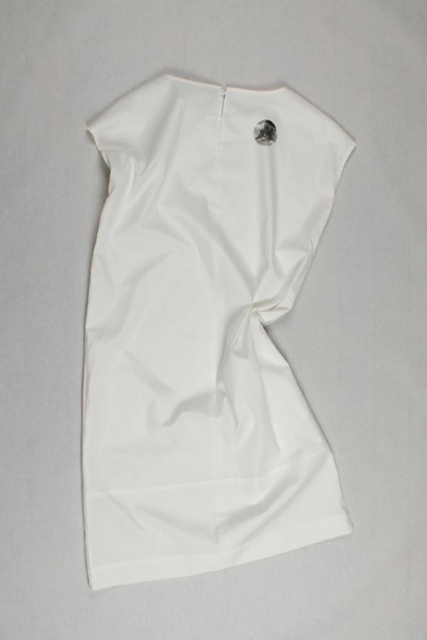 Sommerkleid - Amaze -von 25° plus Zürich – Farbe White Asparagus - Tattoo