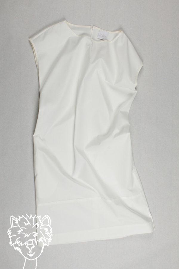 #Sommerkleid #amaze von #25gradplus_zurich – Farbe #whiteasparagus - uni