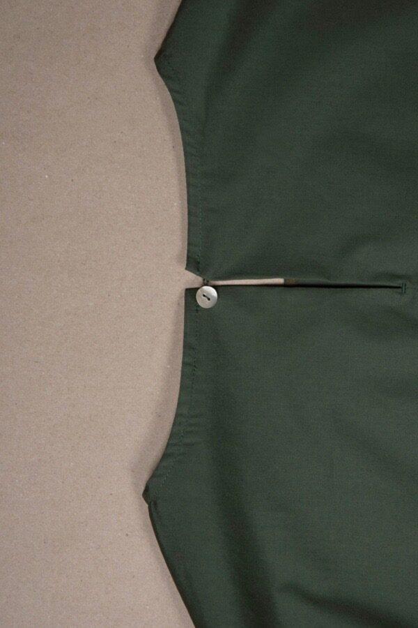 Kleid tricolor | Detail | | 25° plus Zürich | E-Boutique für Sommerkleider