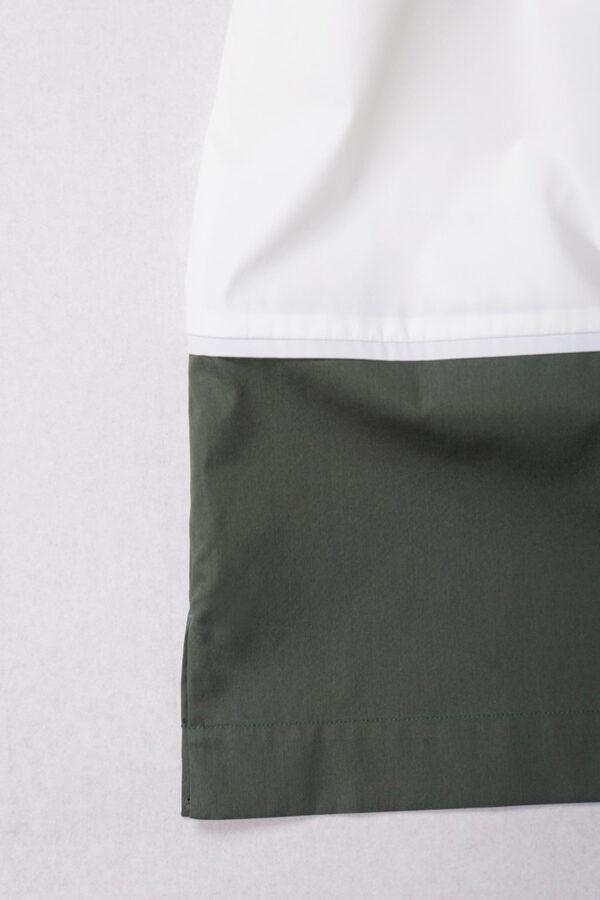 Amaze Sommerkleid tricolor | Detail | 25° plus Zürich | #25gradplus_zurich