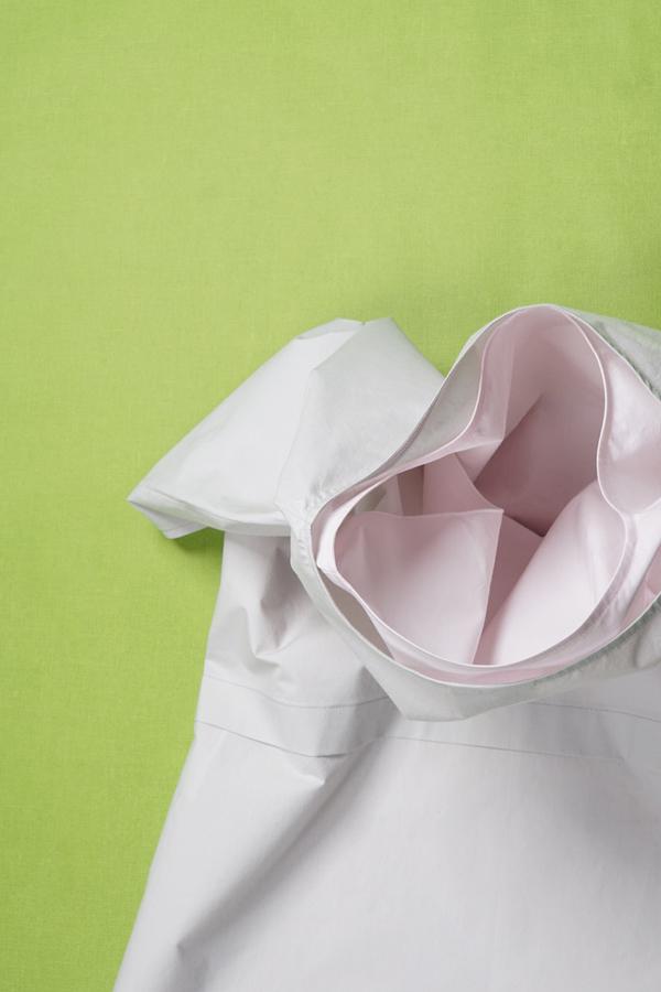 Bio Baumwollkleid Rosa von Parsiras, die Frische mit rosafarbenem Unterzieher | 25gradplus.ch