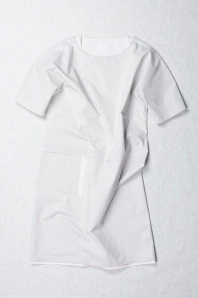 Kurzarm Sommer Dress Rosa von Parsiras, die Vornehme von 25gradplus.ch