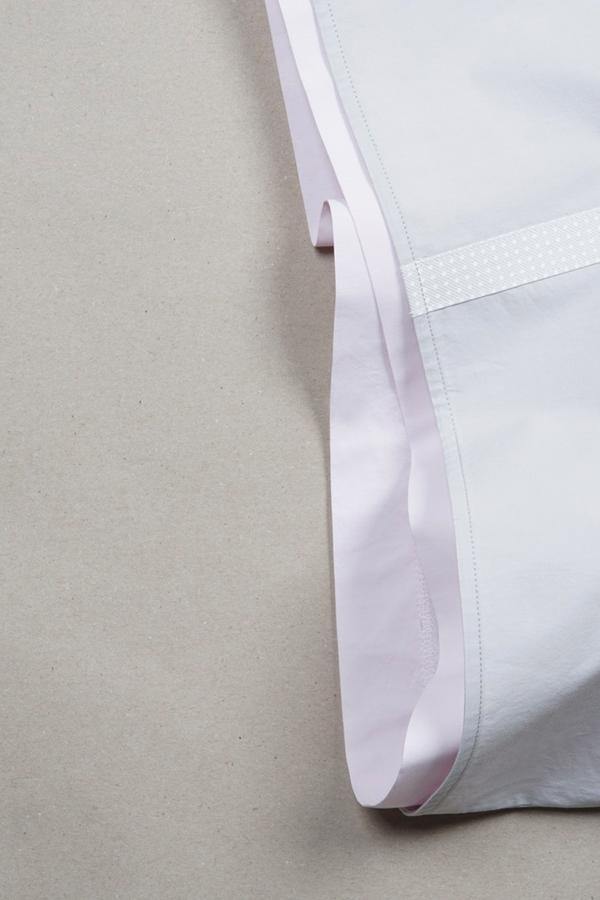 Kurzarm Sommer Dress Rosa von Parsiras, die Vornehme: hochwertigste Qualität - 25° plus Zürich